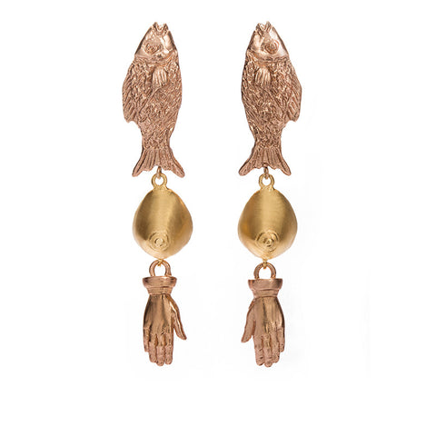 Luciano Earrings