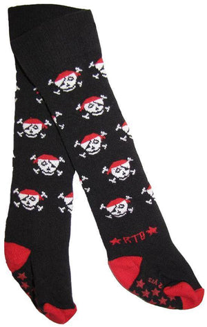 Rock a Thigh Baby - Pirates Thigh High Socks | Socks | Bon Bon Tresor