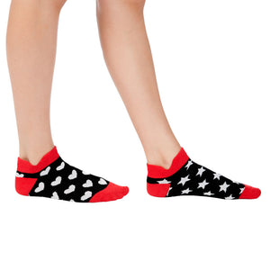 MADMIA - Queen Of Hearts Kids Socks | Socks | Bon Bon Tresor