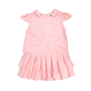 Sudo Kids - Girls Pink Lara Tiered Dress | Dresses & Skirts | Bon Bon Tresor