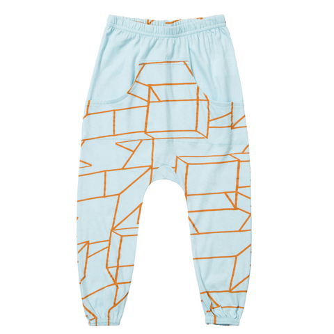 Baobab Clothing - Boys Geo Cool Trax Pants | Pants & Shorts | Bon Bon Tresor