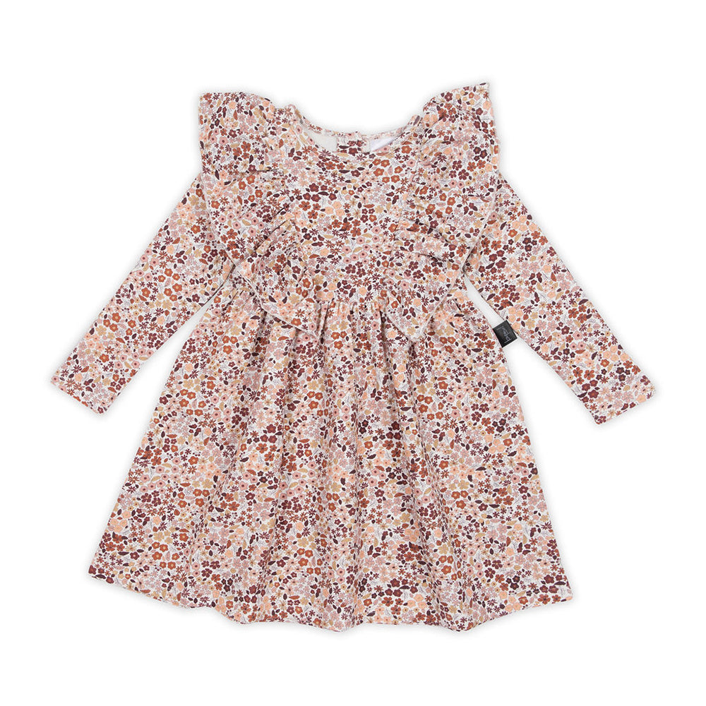 Kapow Kids - Bloom II Ruffle Waisted Dress | Dresses & Skirts | Bon Bon Tresor