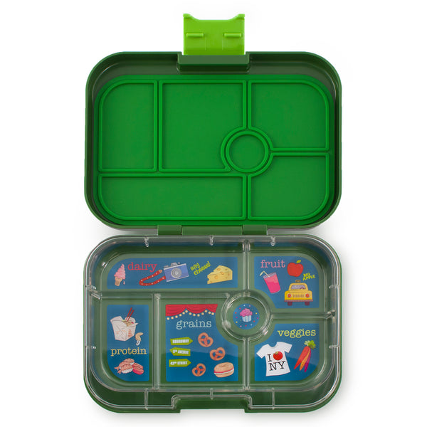 Yumbox Orginal Bento Lunch Box - Brooklyn Green