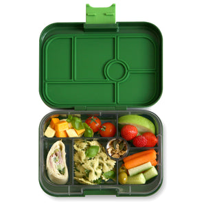 Yumbox Orginal Lunch Box - Brooklyn Green | Lunch Boxes | Bon Bon Tresor