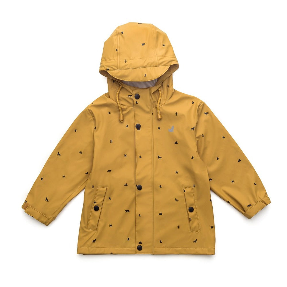 Crywolf - Play Jacket Mustard | Coats & Jackets | Bon Bon Tresor