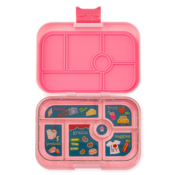 Yumbox Original Lunch Box - Gramercy Pink