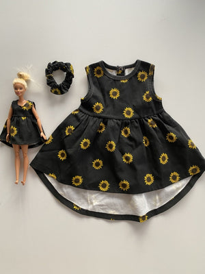 Anarkid - Sunflower AOP Sleeveless Dress | Dresses & Skirts | Bon Bon Tresor