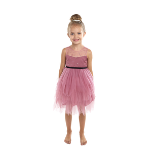 Luna Luna - Girls Sugar Plum Tulle Party Dress | Party Dresses | Bon Bon Tresor
