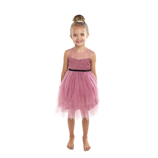 Luna Luna - Girls Sugar Plum Tulle Dress | Party Dresses | Bon Bon Tresor