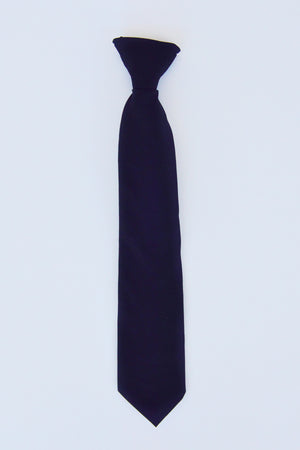 Foxy Fellow - Boys Grayson Black Neck Tie | Neck Tie | Bon Bon Tresor