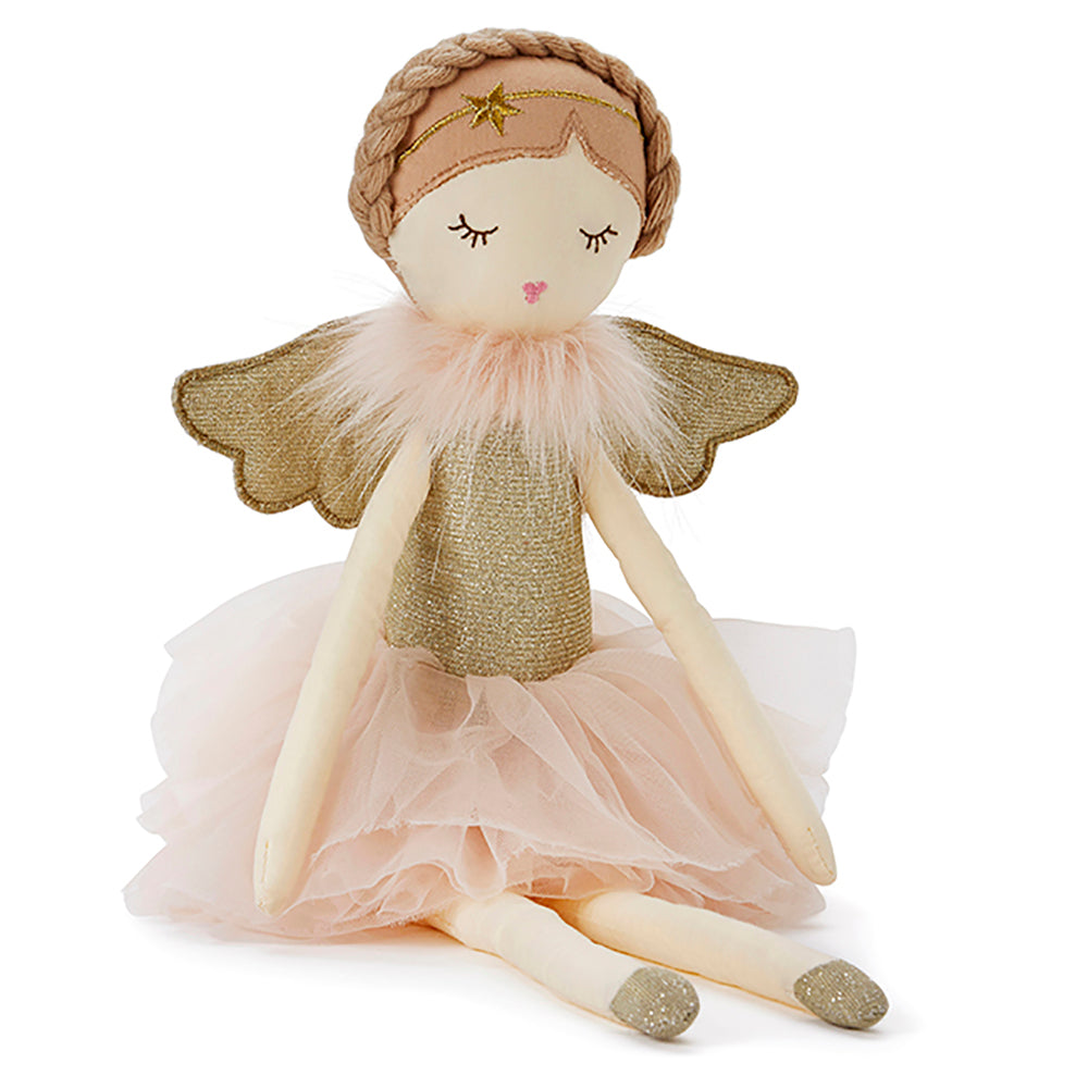 Nana Huchy - Paris The Fairy Pink | Dolls & Soft Toys | Bon Bon Tresor