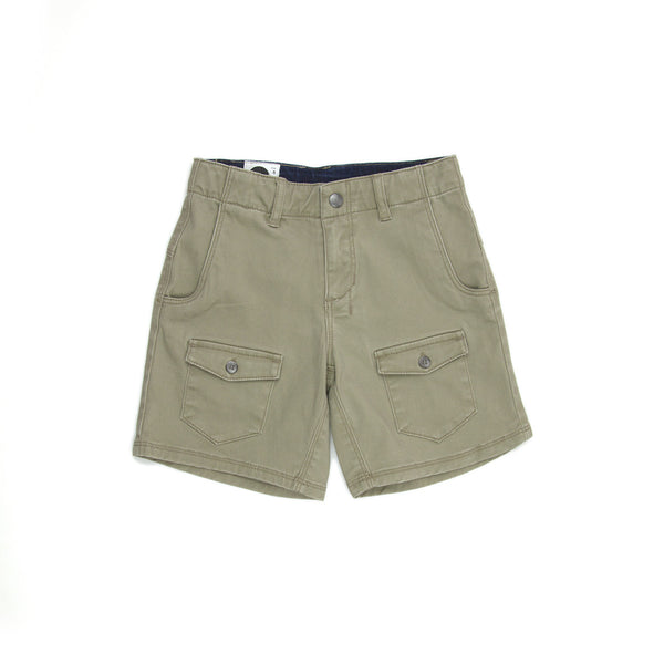 Sudo Kids - Boys Beacon Utility Shorts - Bon Bon Tresor - 1