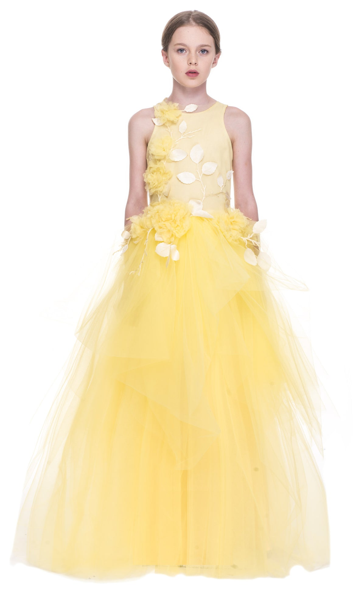 Mischka Aoki - The Princess and The Glass Slipper | Party Dresses | Bon Bon Tresor