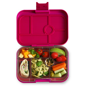 Yumbox Original Lunch Box - Tribeca Pink | Lunch Boxes | Bon Bon Tresor