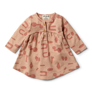Wilson and Frenchy - Cut N Paste Smock Dress | Sweaters & Knitwear | Bon Bon Tresor