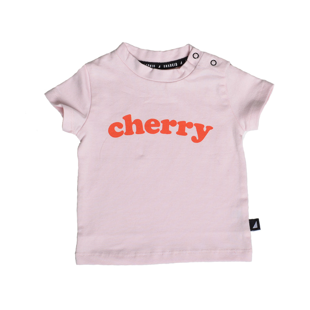 Anarkid - Cherry Short Sleeve Tee | Tops & T-Shirts | Bon Bon Tresor