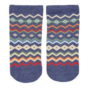 Toshi Kids - Organic Baby Socks Midnight | Socks | Bon Bon Tresor