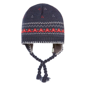 Toshi - Boys Midnight Easton Earmuff Beanie | Beanie | Bon Bon Tresor