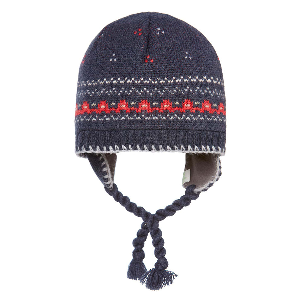 Toshi - Boys Earmuff Easton Midnight | Beanie | Bon Bon Tresor