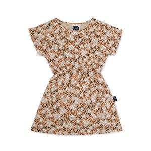 Kapow Kids - Girls Vintage Floral Pocket Dress | Dresses & Skirts | Bon Bon Tresor