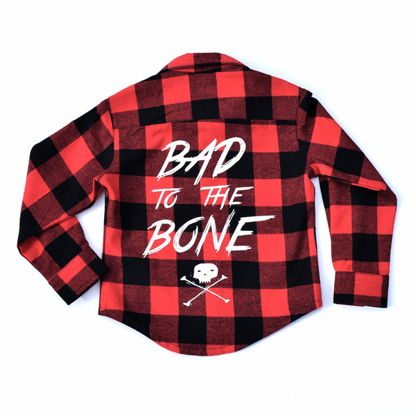 Little Lords - Boys Bad To The Bone Shirt