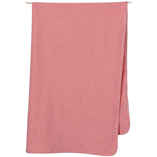 Toshi - Red Stripe Cotton Jersey Baby Wrap