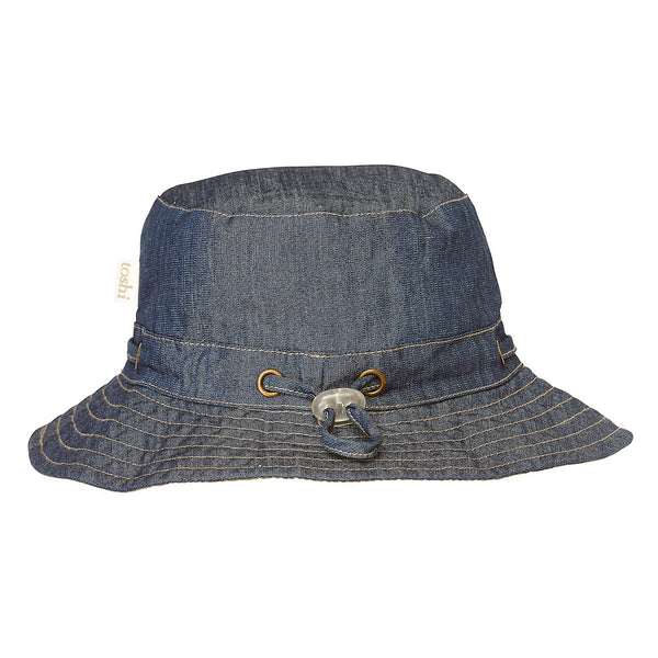 Toshi - Boys Denim Tex Sun Hat