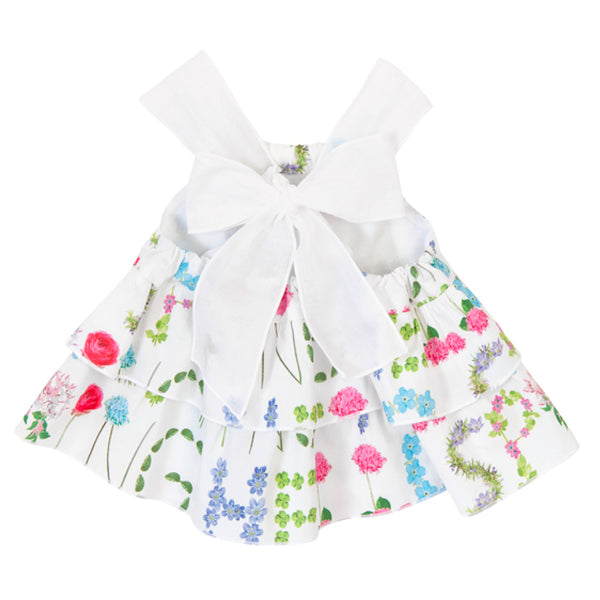 Balloon Chic - Baby Girl Floral Dress