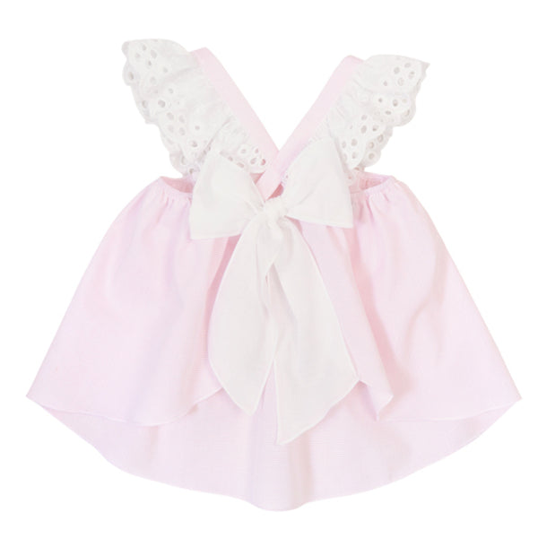 Balloon Chic - Baby Girl Pink Dress | Party Dresses | Bon Bon Tresor