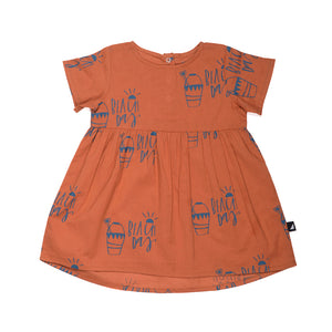Anarkid - Girls Beach Day Woven Dress | Dresses & Skirts | Bon Bon Tresor