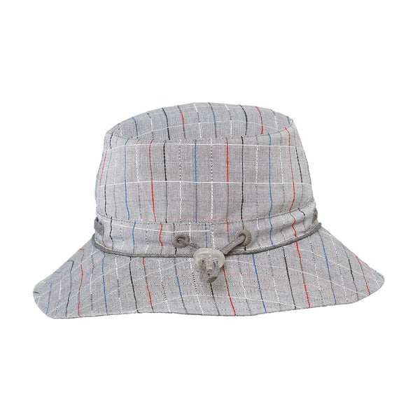 Toshi - Boys Charcoal Francois Sun Hat