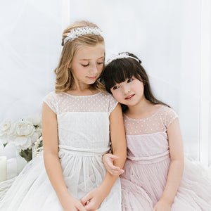 Luna Luna - Girls Anemone Party Dress | Party Dresses | Bon Bon Tresor