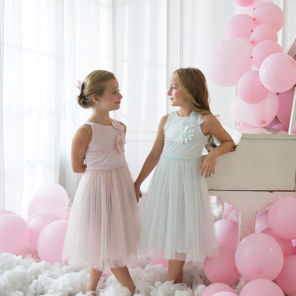 Luna Luna - Pink Fiora Party Dress | Party Dresses | Bon Bon Tresor