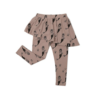 Kapow Kids - Baby Girl Mermaid Skeggings | Pants & Shorts | Bon Bon Tresor