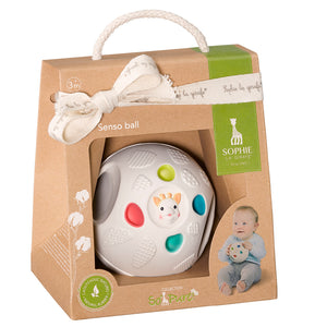 Sophie La Girafe - So Pure Senso Ball | Baby Toy | Bon Bon Tresor