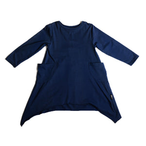 Sunday Soldiers - Midnight Blue Skatey Dress | Dresses & Skirts | Bon Bon Tresor