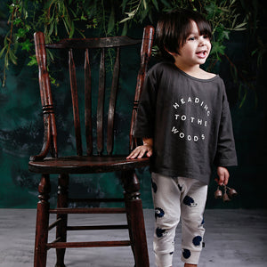 Anarkid - Heading To The Woods Oversized Tee | Tops & T-Shirts | Bon Bon Tresor