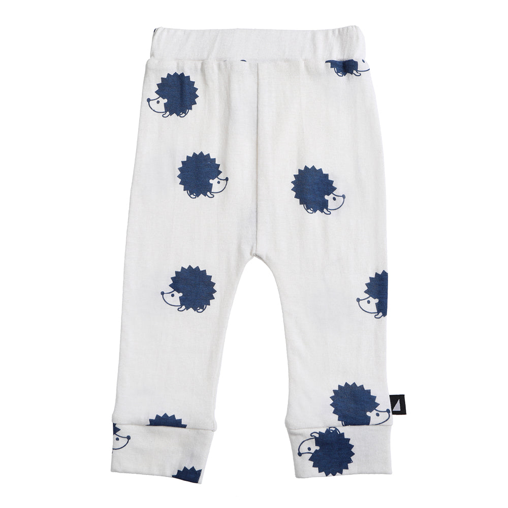Anarkid - Lily White Hedgehog Leggings | Pants & Shorts | Bon Bon Tresor