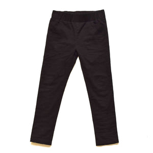 Little Lords - Black Skinny Pants | Pants & Shorts | Bon Bon Tresor