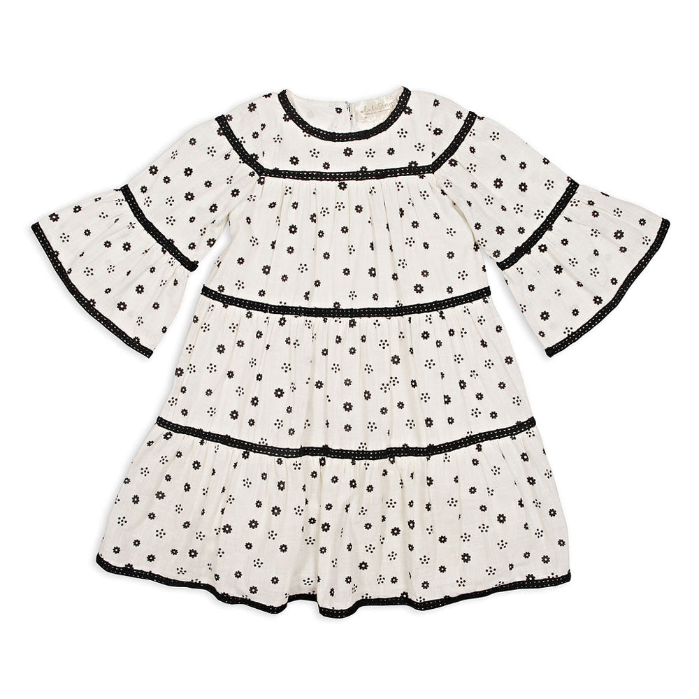 Lulu Stars - Girls Daisy Field Dress | Dresses & Skirts | Bon Bon Tresor