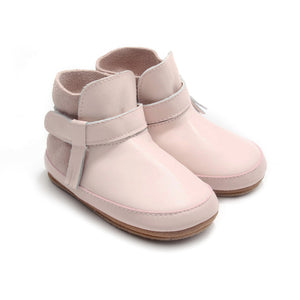 Pretty Brave - Dusty Pink Snow Boot | Boots | Bon Bon Tresor