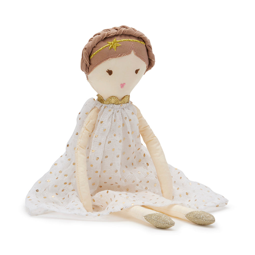 Nana Huchy - Lottie Doll White | Dolls & Soft Toys | Bon Bon Tresor