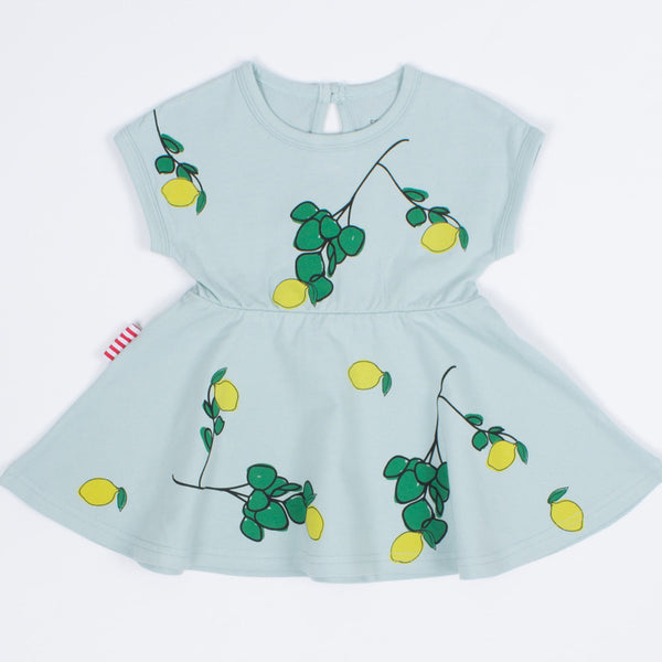SOOKIbaby - Baby Girl Limun Dress