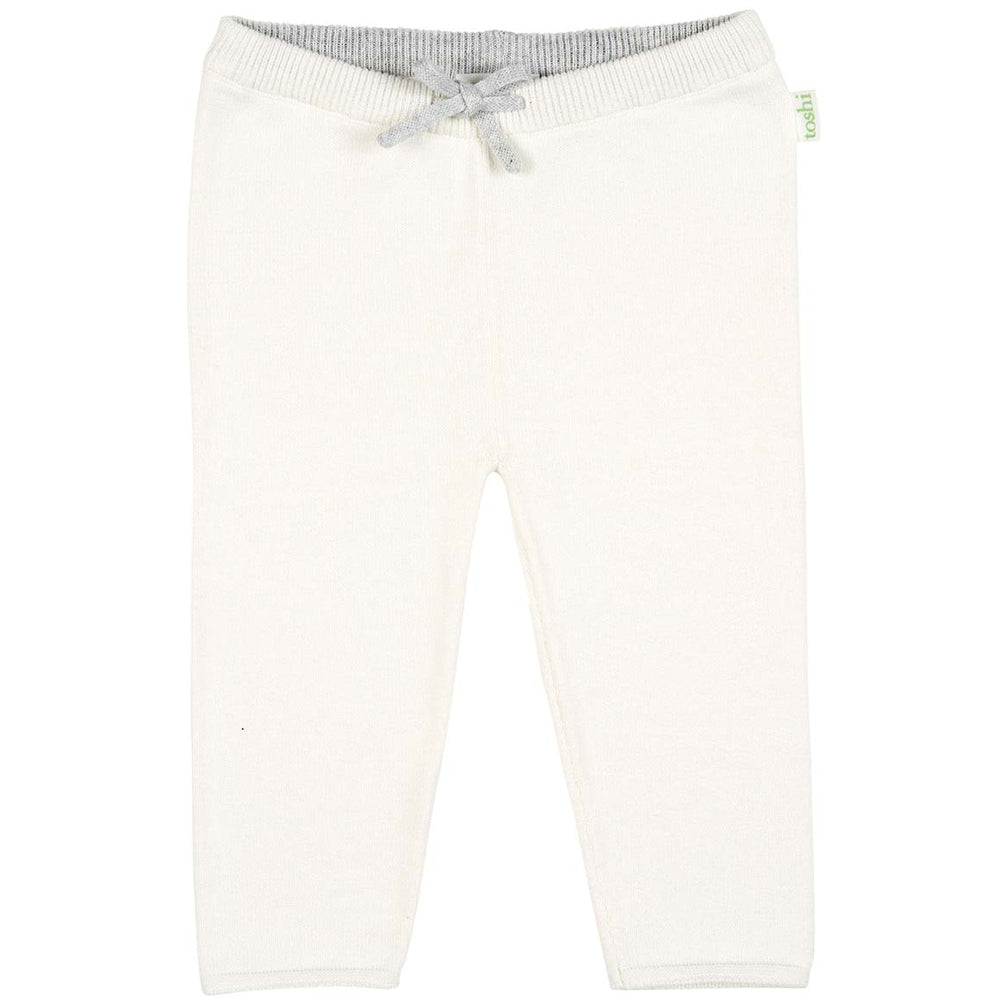 Toshi - Organic Leggings Wander Cream | Pants & Shorts | Bon Bon Tresor