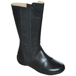 Willow and Finn - Black Winter Boots | Boots | Bon Bon Tresor