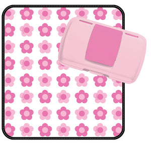b.box - Nappy Wallet Flower Power | Nappy Accessories | Bon Bon Tresor