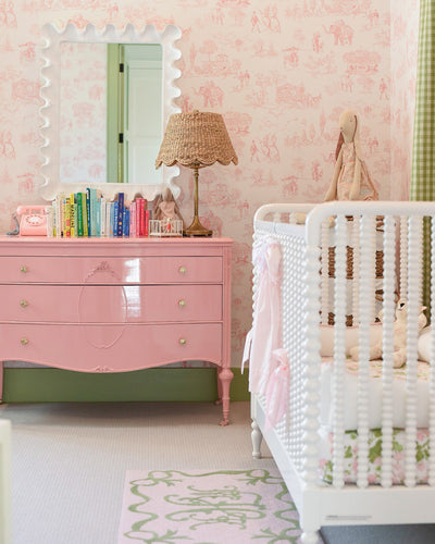 Mignonne's Little Big Girl Room