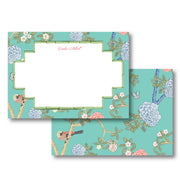 Chinoiserie Blooms Stationery