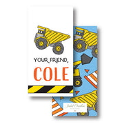 Construction Gift Tag