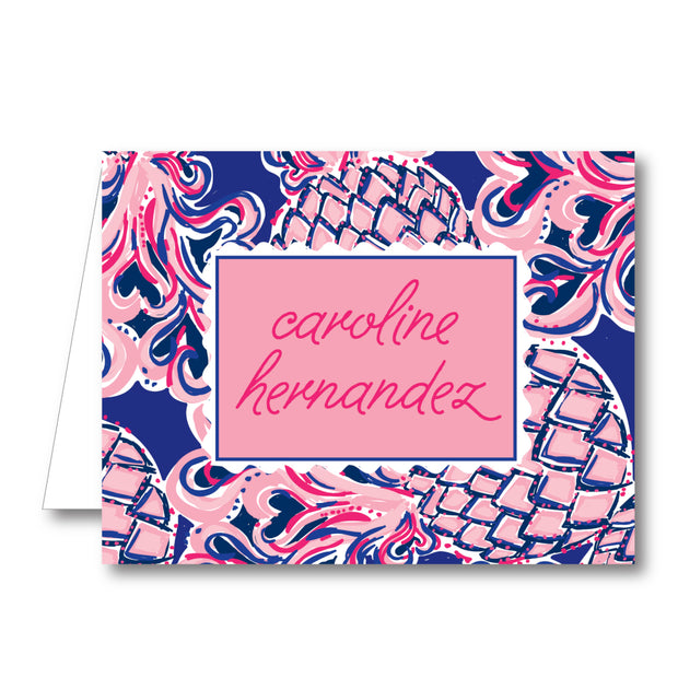 Galentine's Day Folded Notecard